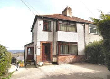 Thumbnail 3 bed property for sale in Brynford Road, Holywell, Flintshire