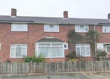 3 bed terraced house for sale in Tichborne Way, Gosport PO13