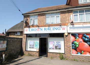 Thumbnail Commercial property for sale in Pagham Road, Pagham, Bognor Regis