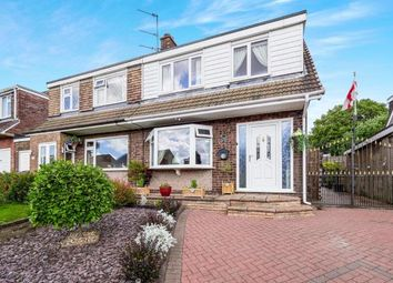 Thumbnail 3 bed semi-detached house for sale in Tennyson Avenue, Dukinfield, Greater Manchester, United Kingdom