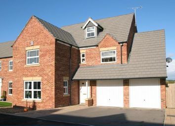 Thumbnail 5 bedroom detached house to rent in Sandwath Drive, Church Fenton, Tadcaster