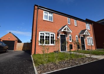 Thumbnail 3 bed semi-detached house to rent in Lulworth Road, Boulton Moor, Derby