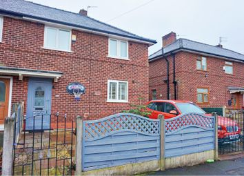 Thumbnail 3 bed semi-detached house for sale in Booth Hall Road, Manchester