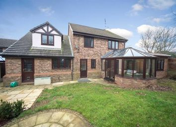 Thumbnail 4 bed detached house for sale in Milburn Close, Luton