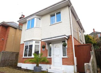 Thumbnail 3 bedroom detached house for sale in Firbank Road, Bournemouth