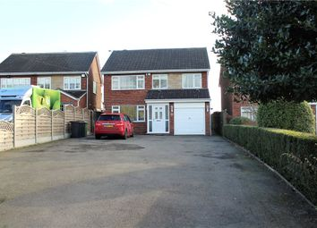 Thumbnail 4 bed detached house for sale in Coventry Road, Bulkington, Bedworth, Warwickshire
