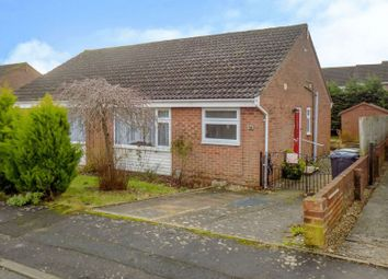 Thumbnail 2 bed semi-detached bungalow for sale in Swinburne Place, Royal Wootton Bassett, Swindon