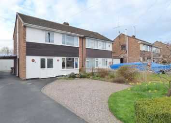 Thumbnail 3 bed semi-detached house for sale in King Style Close, Crick, Northampton