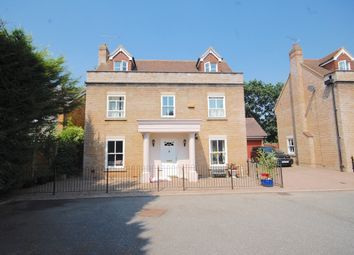 Thumbnail 5 bedroom detached house for sale in The Leys, Off Springfield Road, Chelmsford