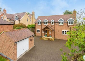 4 bed detached house for sale in Southend, Garsington, Oxford OX44