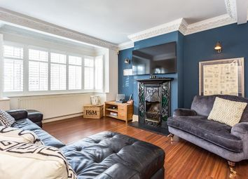 Thumbnail 3 bed semi-detached house to rent in Glastonbury Avenue, Woodford Green