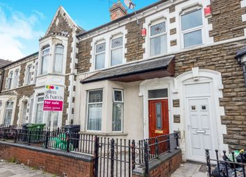 Thumbnail 3 bed terraced house for sale in Machen Place, Riverside, Cardiff