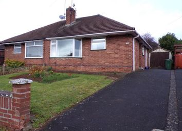 Thumbnail 2 bed bungalow for sale in Rutland Drive, Thurmaston, Leicester, Leicestershire