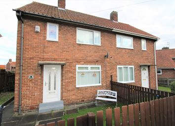 Thumbnail 2 bed semi-detached house for sale in Mourne Gardens, Gateshead