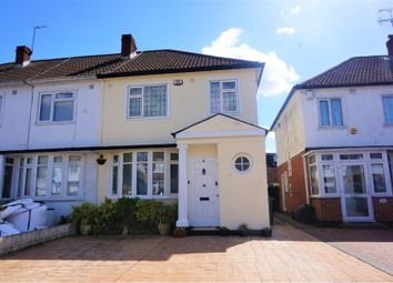 Thumbnail 3 bed semi-detached house for sale in Lechmere Approach, Woodford Green