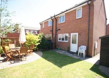 Thumbnail 2 bedroom property to rent in Shoesmith Close, Barwell, Leicester