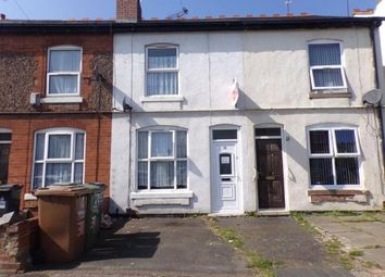 3 bed terraced house for sale in Lord Street, Walsall, West Midlands WS1