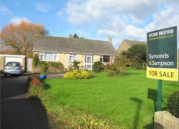 Thumbnail 3 bed detached bungalow for sale in Bowgrove Road, Beaminster, Dorset