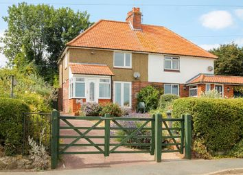 Thumbnail 3 bed semi-detached house for sale in Firs Road, Woolage Village, Canterbury