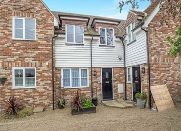 Thumbnail 2 bed terraced house for sale in Victoria Mews, Cliffe, Rochester