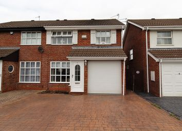 Thumbnail 3 bed semi-detached house to rent in Smyth Croft, Windways, Bristol
