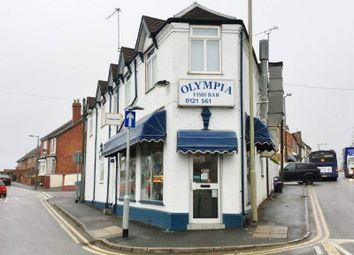 Thumbnail Restaurant/cafe for sale in 155 Coombs Road, Halesowen