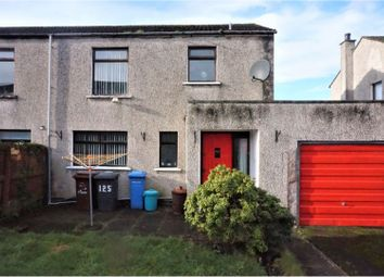 Thumbnail 3 bed terraced house for sale in Rathkyle, Antrim