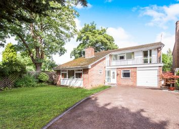 Thumbnail 4 bed detached house for sale in Grenfell Road, Leicester