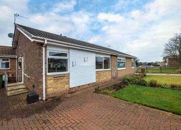 Thumbnail Semi-detached bungalow for sale in Minting Place, Whitelea Dale, Cramlington