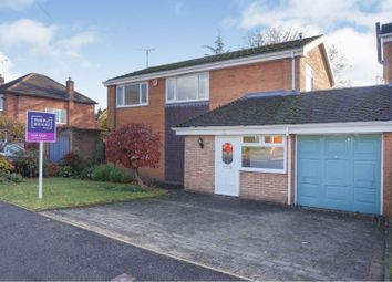 4 bed link-detached house for sale in Woodside Road, Park Hall, Walsall WS5
