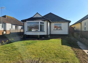 Thumbnail 3 bed detached bungalow for sale in Crowborough Drive, Goring-By-Sea, Worthing