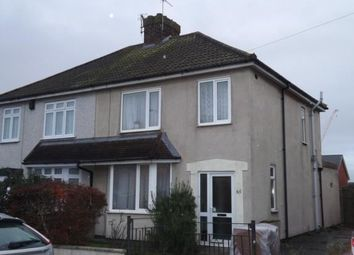 Thumbnail 3 bed semi-detached house for sale in Callicroft Road, Patchway, Bristol, South Gloucestershire