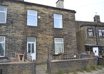 Thumbnail 2 bedroom end terrace house for sale in Campbell Street, Queensbury, Bradford