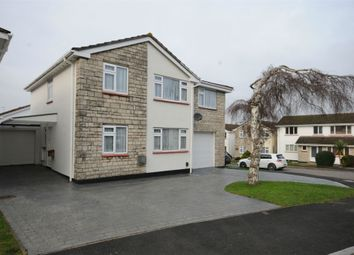Thumbnail 4 bedroom detached house for sale in Oakleigh Gardens, Oldland Common, Bristol
