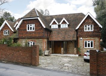 Thumbnail 7 bed detached house to rent in Warren Road, Coombe, Kingston Upon Thames