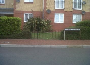Thumbnail 2 bed flat to rent in Heol Gwendoline, Barry