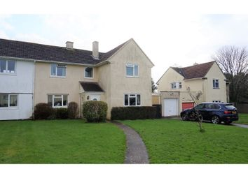 Thumbnail 3 bed semi-detached house for sale in Pencair Avenue, Torpoint