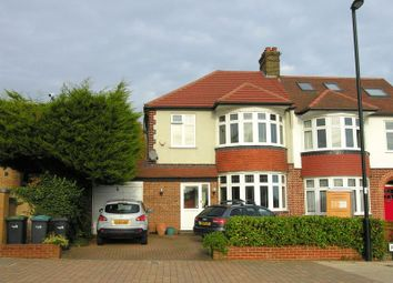 Thumbnail 4 bed semi-detached house for sale in Ringwood Way, London