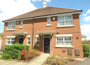 Thumbnail 3 bedroom semi-detached house for sale in Bernardines Way, Buckingham