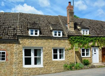 Thumbnail 2 bed cottage to rent in Thame Road, Great Haseley, Oxford