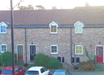 Thumbnail 2 bed terraced house to rent in Somerset Row, Ripon