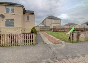 Thumbnail 2 bedroom semi-detached house for sale in Hillhouseridge Road, Shotts
