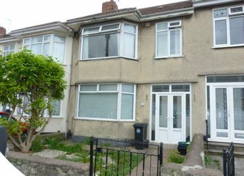Thumbnail 3 bed terraced house to rent in Wick Road, Brislington, Bristol