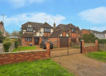 Thumbnail 4 bed property to rent in Station Road, St Albans, Herts