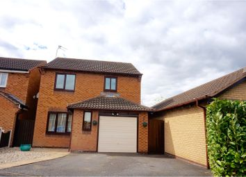 Thumbnail 3 bed detached house for sale in Welham Grove, Retford