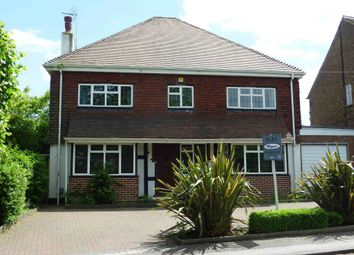 Thumbnail 6 bed detached house to rent in Falconer Road, Bushey