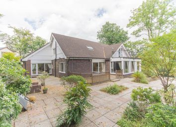 Thumbnail 5 bed detached house for sale in Carrbank Avenue, Ramsbottom, Bury