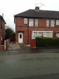 Thumbnail 1 bed semi-detached house to rent in Hollies Road, Wellington, Telford