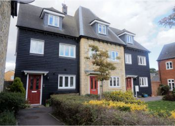 Thumbnail 3 bed end terrace house to rent in Brampton Field, Aylesford