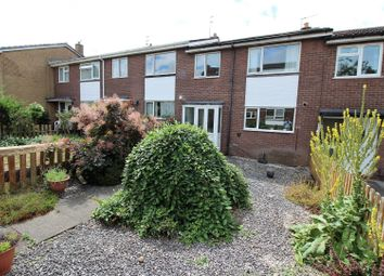 Thumbnail 3 bed terraced house for sale in Wenlock Close, Macclesfield